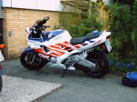 Gasoline Consumption Honda Cbr 600 Cbr 600 F Pc25 Spritmonitorde