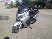 Gasoline consumption: SYM - MaxSym 600i ABS - Spritmonitor de